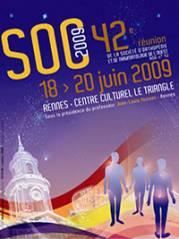 Affiche soo 2009